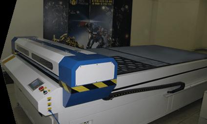 Лазерная резка деталей для костюма робота