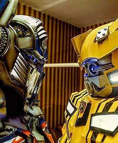 костюмы роботов для аниматоров и евент агенств